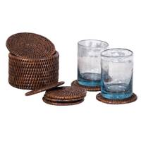 May 28: Kalinko Latha Coasters in Brown, £22