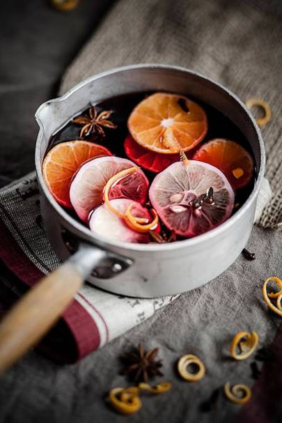 Mulled Wine | Christmas Alcoholic Drinks