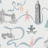 Graham & Brown Jubilee Wallpaper