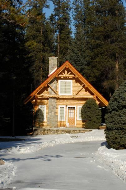 Fairy-Tale Cabin