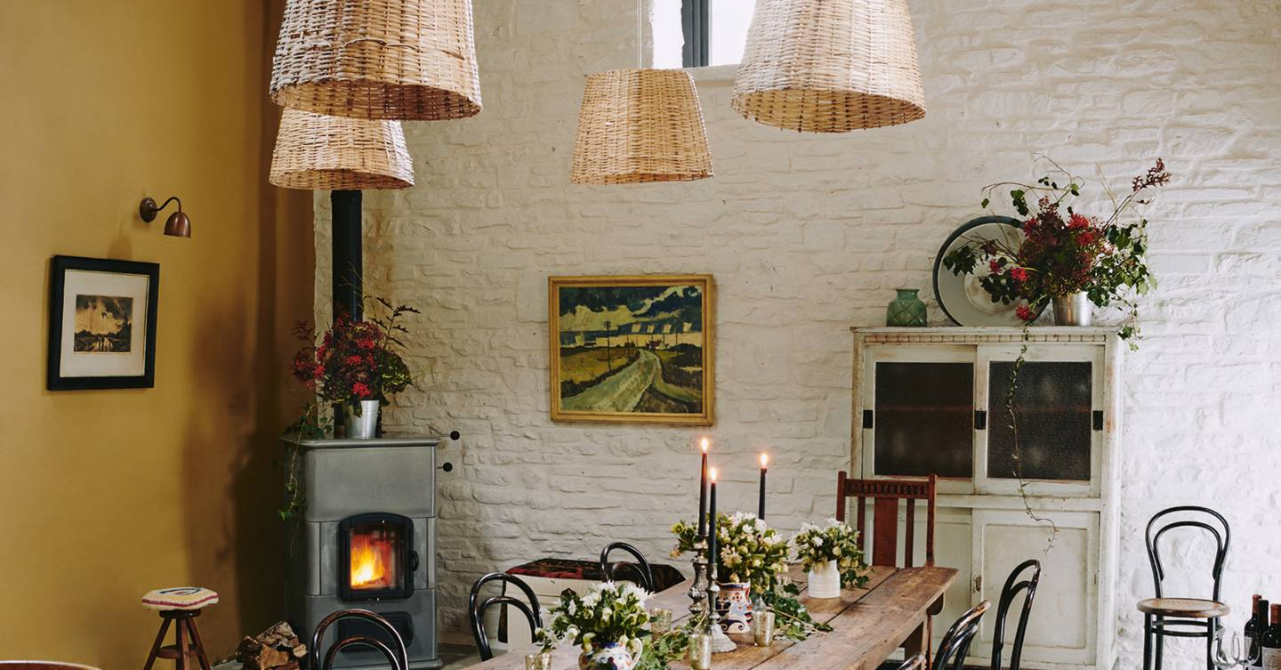 A cosy cottage tucked under the peaks of the Brecon Beacons