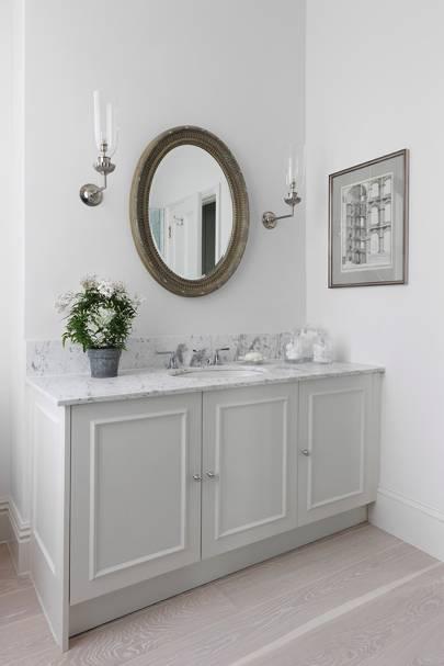 Bathroom Basin - Traditional Victorian Town House