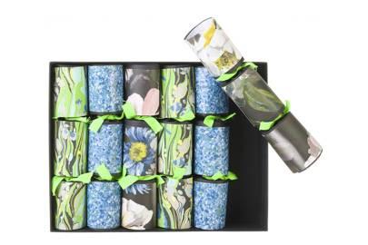 Emerald Crackers from Designer's Guild