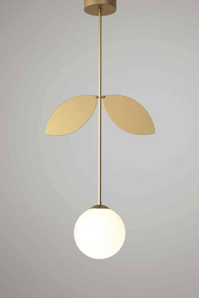 Plant Pendant Light