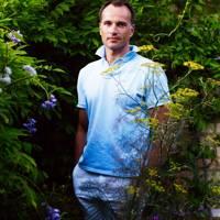 Marcus in the Garden