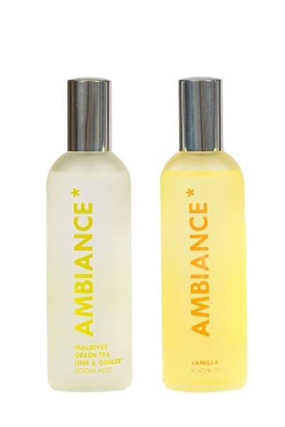 February 22: LUX* Me Ambiance Spray, £18