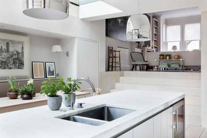 Kitchen Stairs - Bright Modern Family Home
