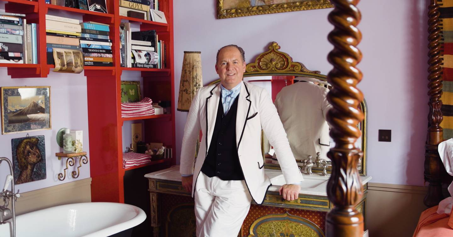Inside the deliciously eccentric house of Gert Voorjans