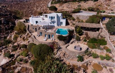 Rheia Mansion, Mykonos