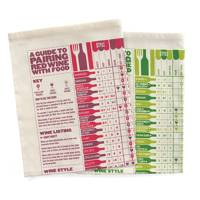Wine Guide Tea Towels