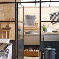 Concealing Storage - Utility Room Ideas