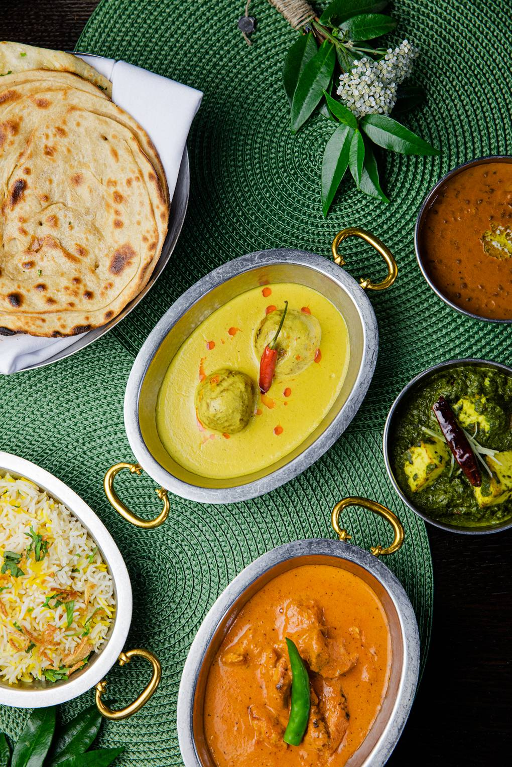 Jamavar's October supper clubs beautifully combine curry with cocktails