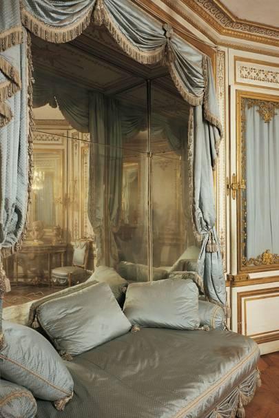 La Meridiana, Marie Antoinette's sitting area