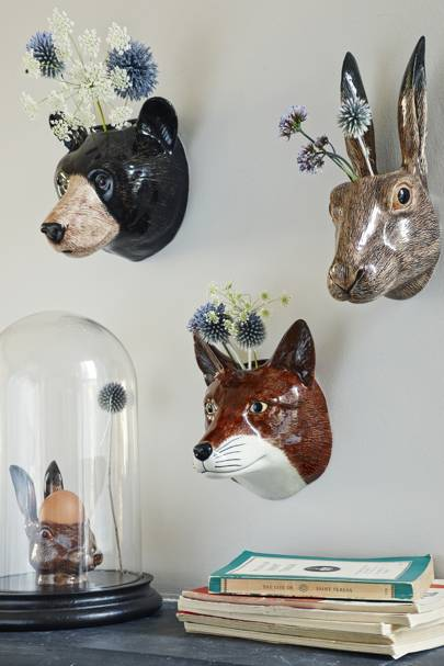 Faux Taxidermy