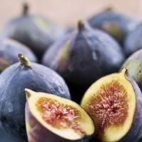 4 Fresh Figs = 96Kcals