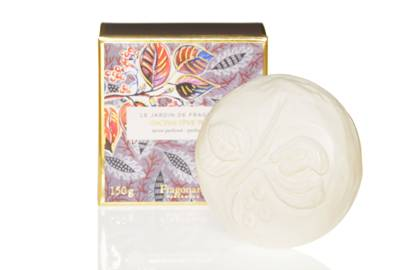 December 27: Cologne & Cotton Le Jardin De Fragonard Tonka Bean Boxed Soap, £7.40
