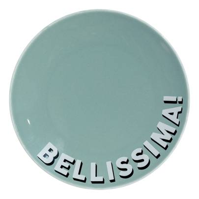 Porcelain Plate With Motif, £3.99