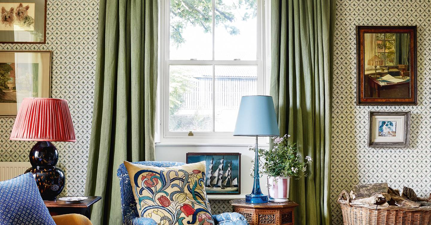 The timeless country house textiles that haven't been out of use in centuries