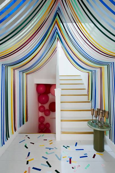 Ribbon walls