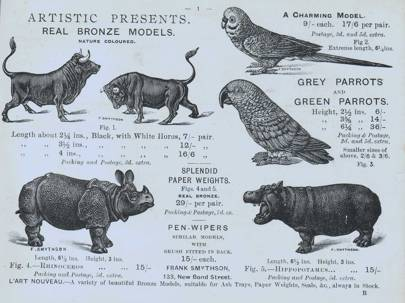 The 1902 Catalogue
