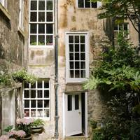 House Rear - Traditional Bath B&B