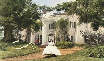 Mansion that was the inspiration for Gone With the Wind is up for auction