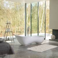 Sculptural Bath