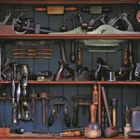 Workshop Tools - Katie Fontana Houseboat