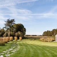 Garden Path - Country Barn Conversion