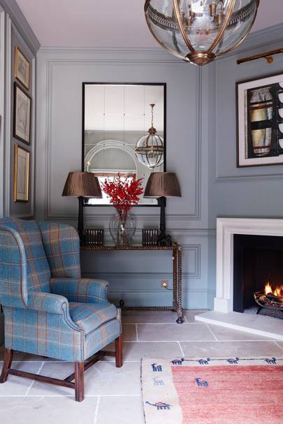 Entrance Hall - An Elegant House in Surrey