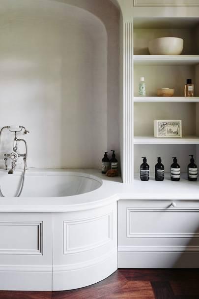 Bathroom - Belgian Family Home & Alps Chalet