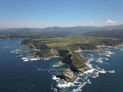 Cabo Pena, Asturias, Spain