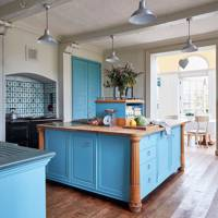 b536f5b5414d2d Inside the timber extension of this Christopher Howe-decorated townhouse in  Bray, the floor is made from cheeseboards, which were found on a trip to  the ...