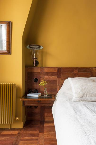 Yellow Paint Ideas - Yellow Living Rooms, Bedrooms ...