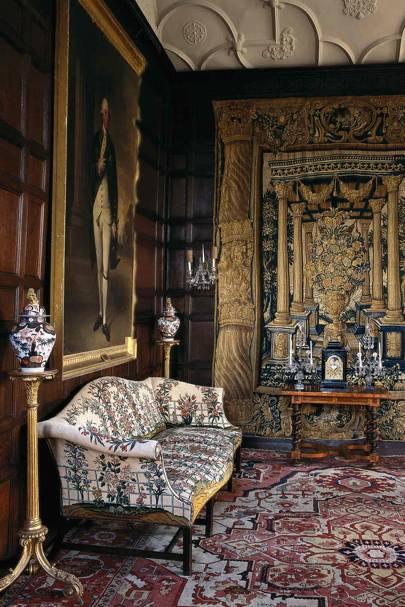 English Tudor Interior Design Ideas: Tudor & Elizabethan Homes