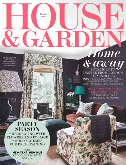 january 2018 - House And Garden Magzine
