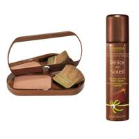 12 February: Delice de Soleil Bronzing Compact & Spray, £16.48