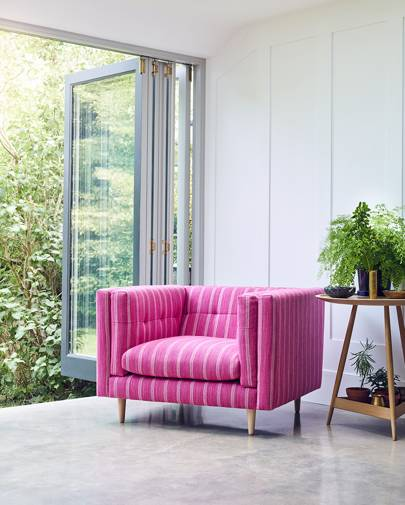 Tennison armchair, from £890