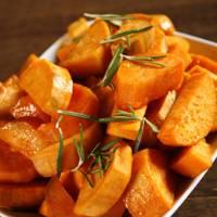 1 Medium Sweet Potato = 100 Kcals