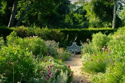 Anna Wintour S Garden Garden Ideas House Garden