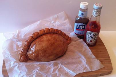 Cornish Pasty Cake