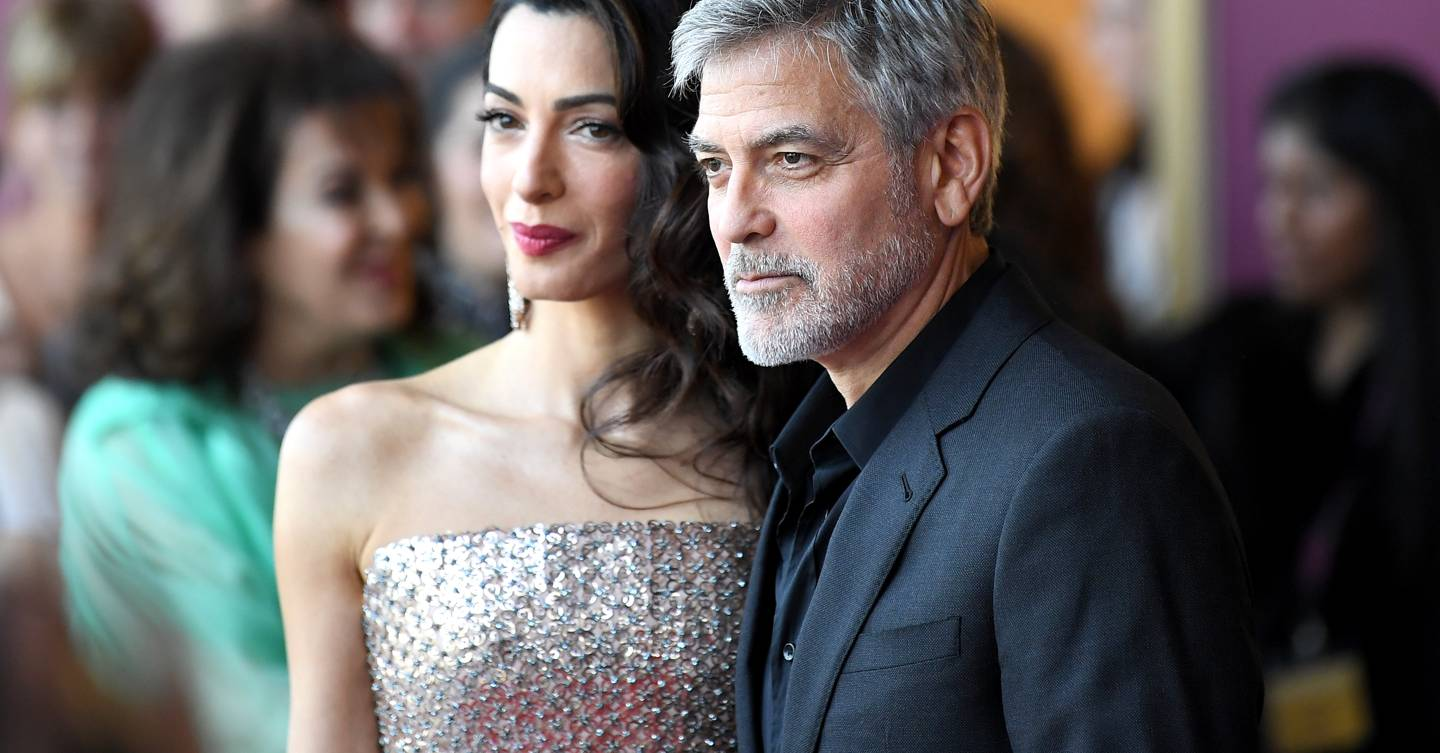 George and Amal Clooney's house among the thousands hit by flooding in the UK