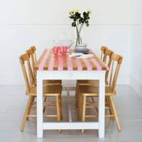 Paint Stripes On Your Table