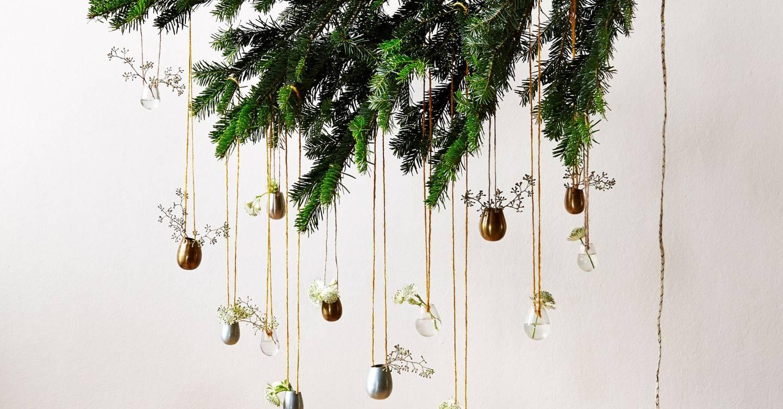 DIY christmas decorations   House & Garden