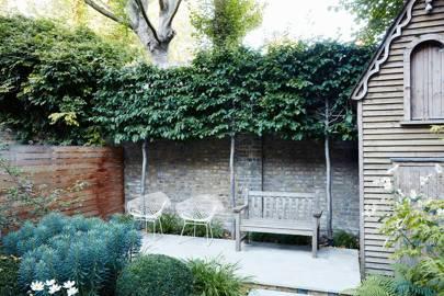 Garden Seating | City Garden Ideas