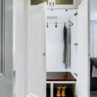 Cupboard Boot Room - Utility Room Ideas