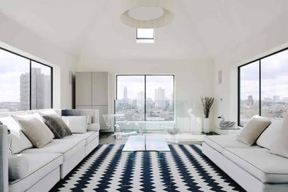 Water Tower: Living Room