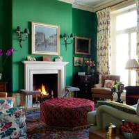 Emerald Sitting Room