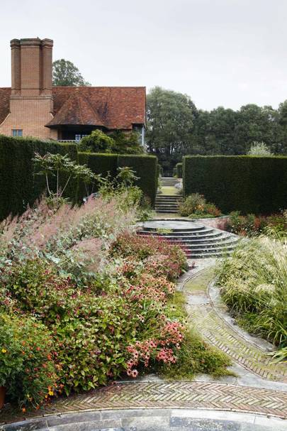 The Sunken Pool Garden