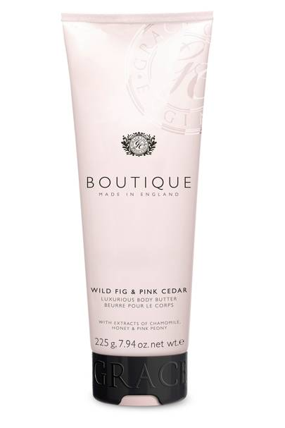 August 14: Boutique Wild Fig & Pink Cedar Body Butter, £6
